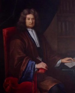 Portrait of John Sergeant (from The Lisbon Collection, Ushaw College)