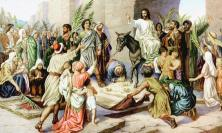 Illustration of Palm Sunday