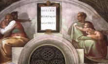 From 'Josiah - Jechoniah - Shealtiel' by Michelangelo