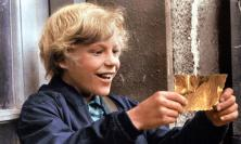 Charlie with the Golden Ticket