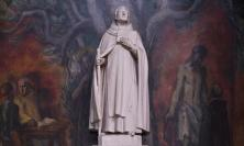 Statue of St Dominic