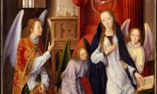 Hans Memling's 'The Annunciation'