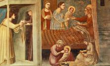 From 'The Birth of the Virgin' by Giotto di Bondone
