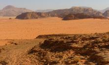 The Negev Desert