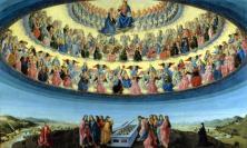 Botticini's 'The Assumption of the Virgin'