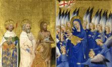 From the Wilton Diptych