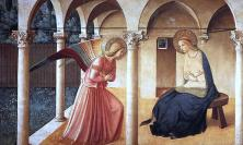 From 'The Annunciation' by Fra Angelico