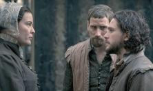 Liv Tyler, Edward Wintour and Kit Harington in 'Gunpowder'
