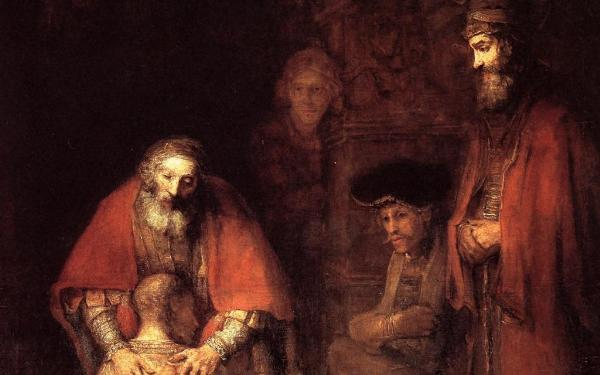 Jealousy Of The Father