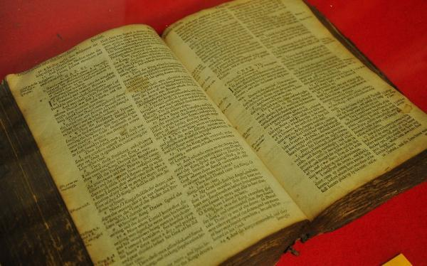 400 years of the King James Bible | Thinking Faith: The