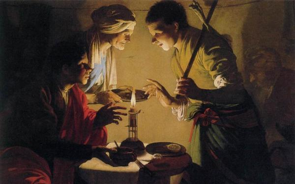 The Transformation Of Esau And The Parable Of The Prodigal Son