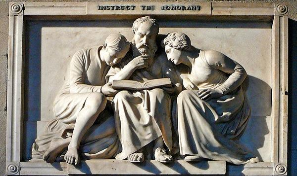 To Instruct The Ignorant Thinking Faith The Online Journal Of The