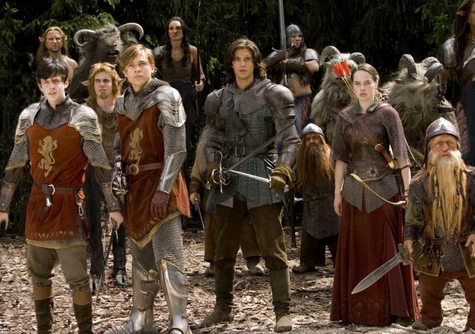 Image result for the chronicles of narnia prince caspian