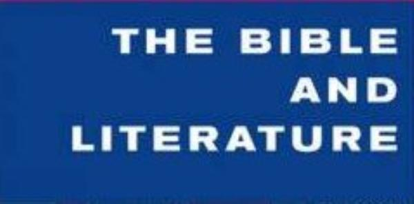 What books or websites are about how the Bible influences American or British literature?