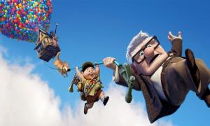 Up (Disney Pixar, 2009)
