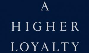 Cover of 'A Higher Loyalty'